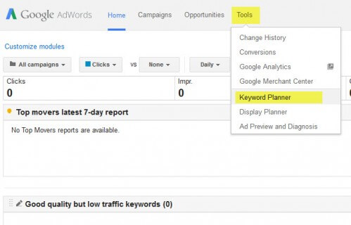 tools-keyword-planner
